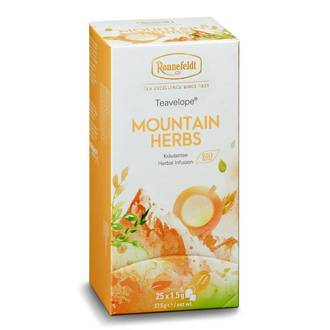 Teavelope® Mountain Herbs NEU
